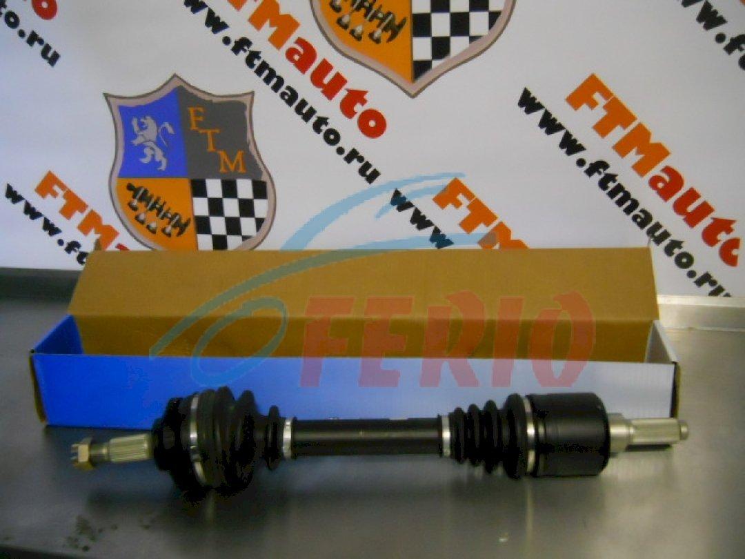 В наличие поступили новые приводные валы на Peugeot 607 АКПП оригинальный номер: 3272.0R