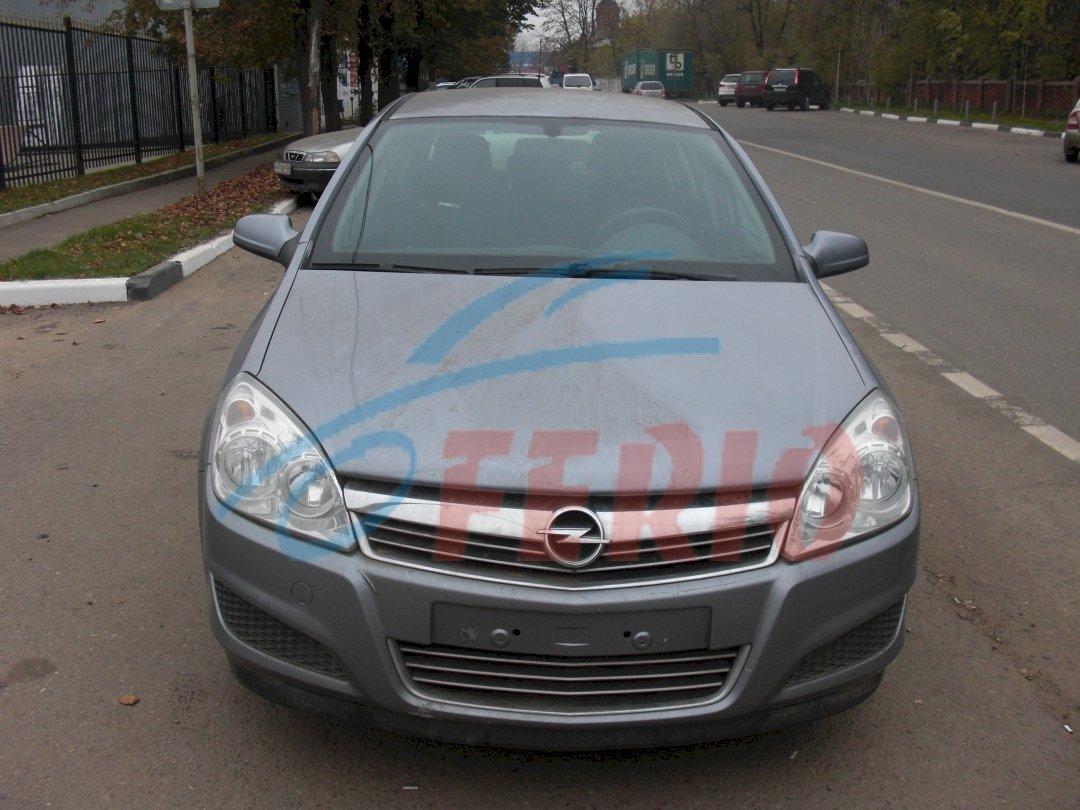 ОПЕЛЬ АСТРА Н 2007 Z16XE1 105л.с. МКПП F13
