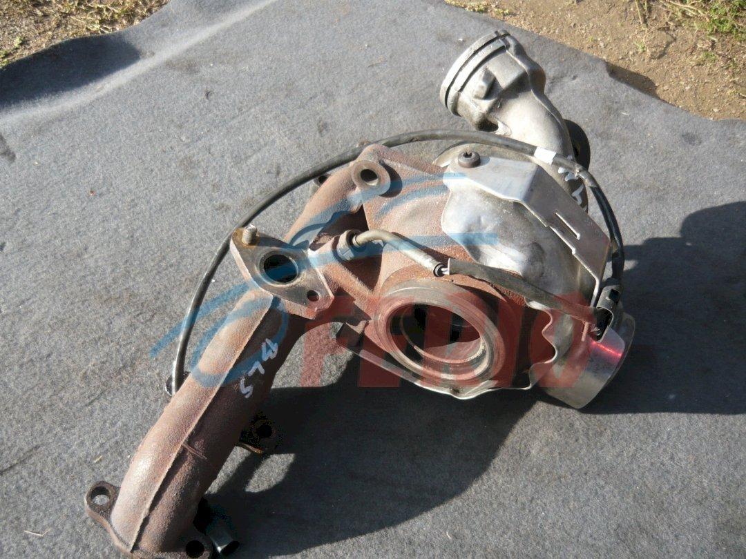 Турбина для двигателя BMM BMP