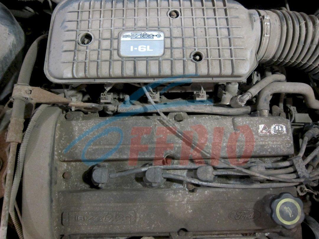 1.6 ZETEC код двигателя L1F.