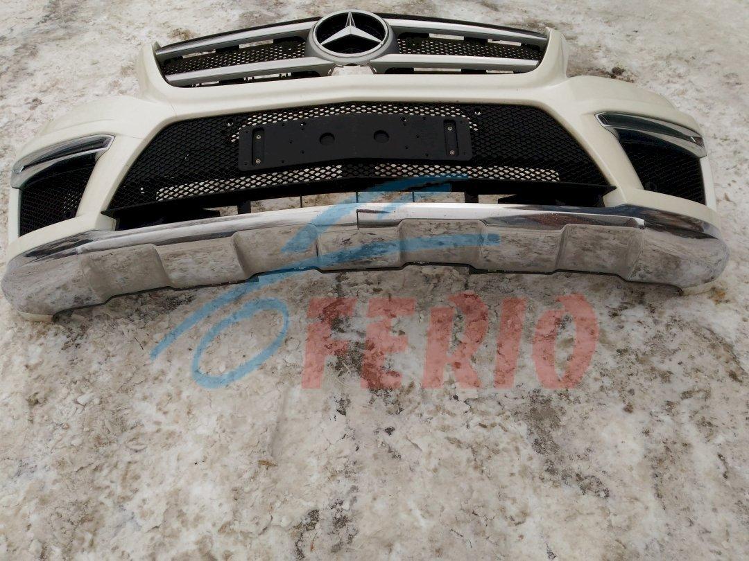 Оригинальный бампер AMG в сборе для Mercedes GL X166