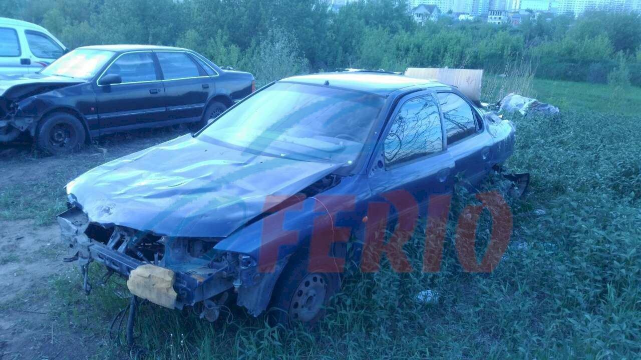 Форд мондео 1995 1,8 (115) АТ