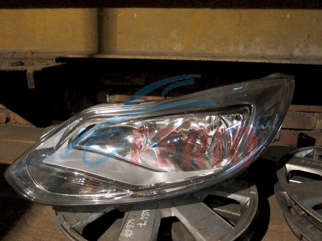 Форд фокус 3 серебро