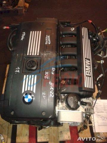 Двигатель (мотор, ДВС) N 53 на BMW E90 E60 Объем - 2.5, 3.0 272 л.с. 6 цилиндров.