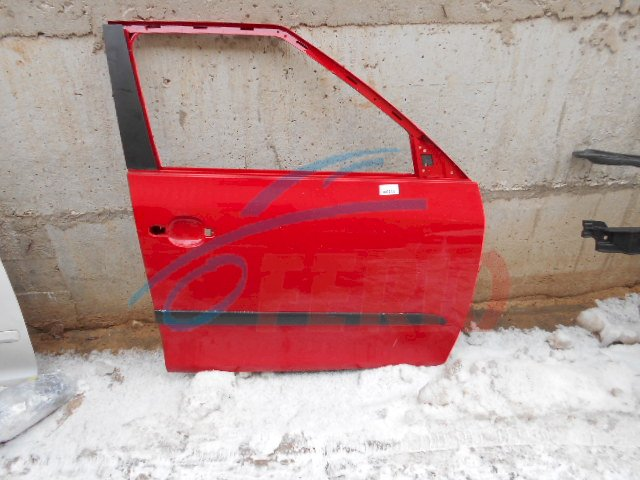 Дверь передняя правая голая 5J6831052 для шкода фабия 2