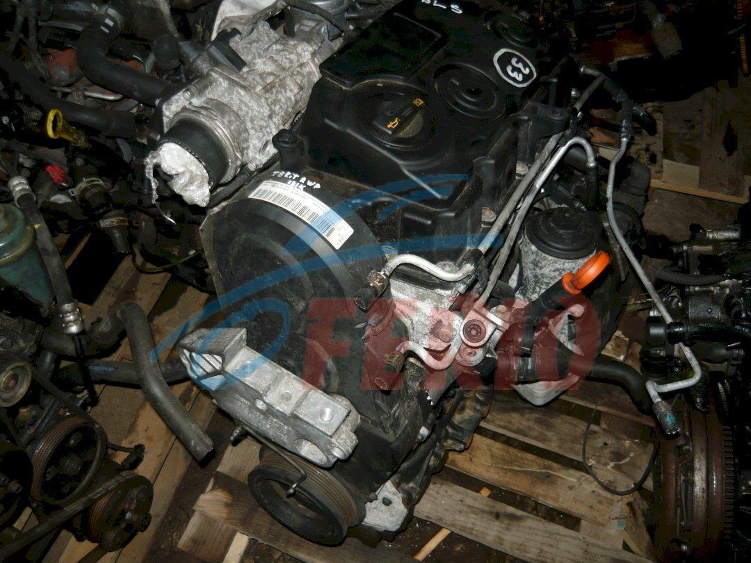 Двигатель Фольксваген шкода 1,9 BLS