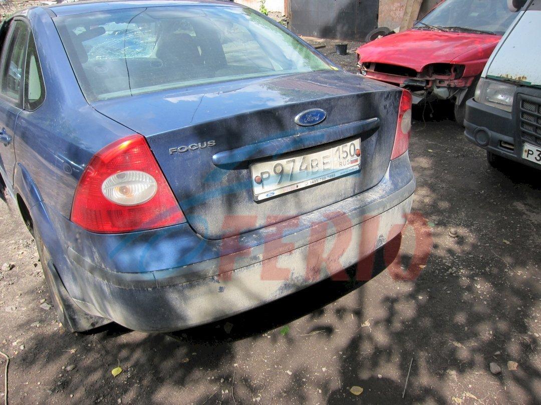 Форд Фокус 2 2006г 1.6 литра 115 лошадей дорестайлинг