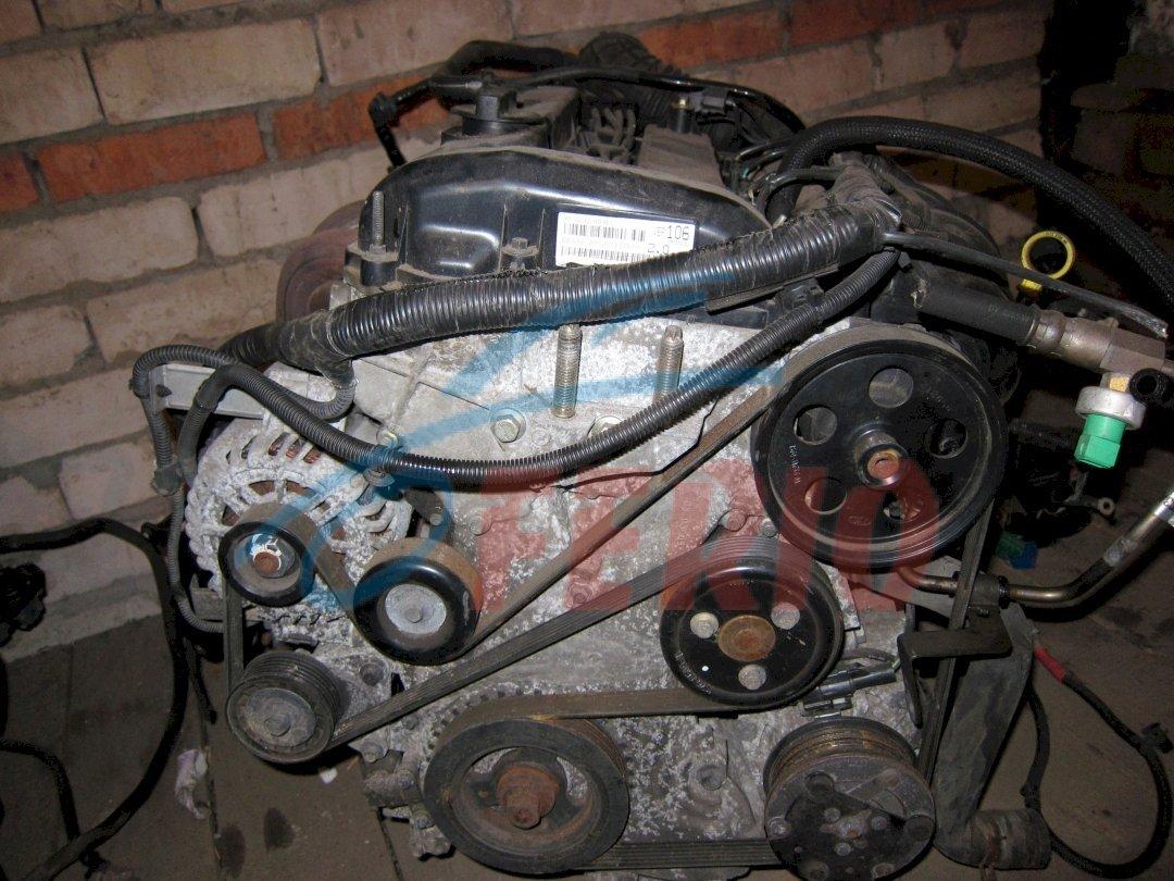 Форд Мондео 3 CJBA 2.0 145л.с.