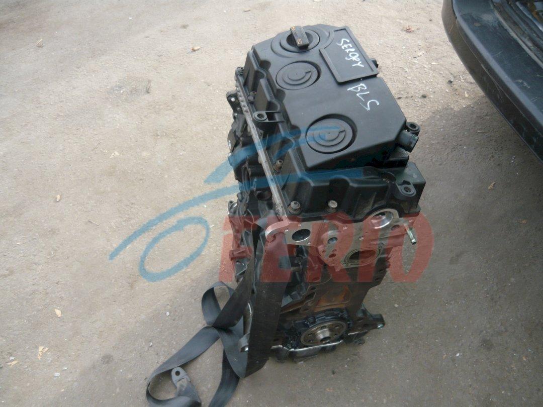 Двигатель  VW  1.9  BLS