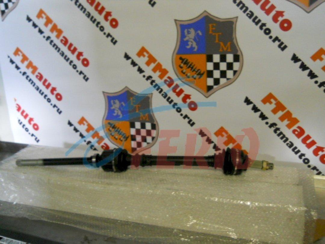 В наличие поступили новые приводные валы на Peugeot 407 МКПП на объемы 1.8 и 2.0 л  оригинальный номер правого : 3273.EG