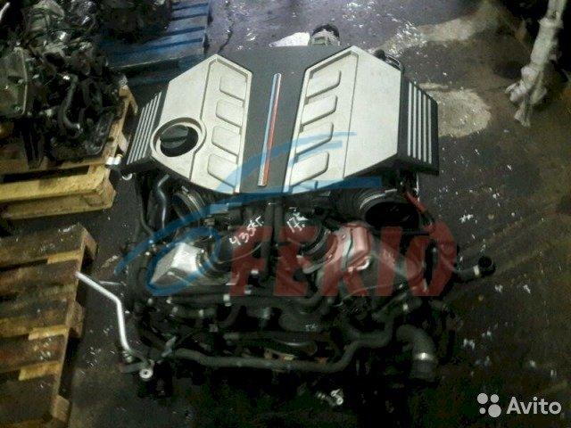 Двигатель (мотор, ДВС) в сборе с навесным на БМВ м5 Ф10, м6 Ф13, х5 Е70, х6 Е71