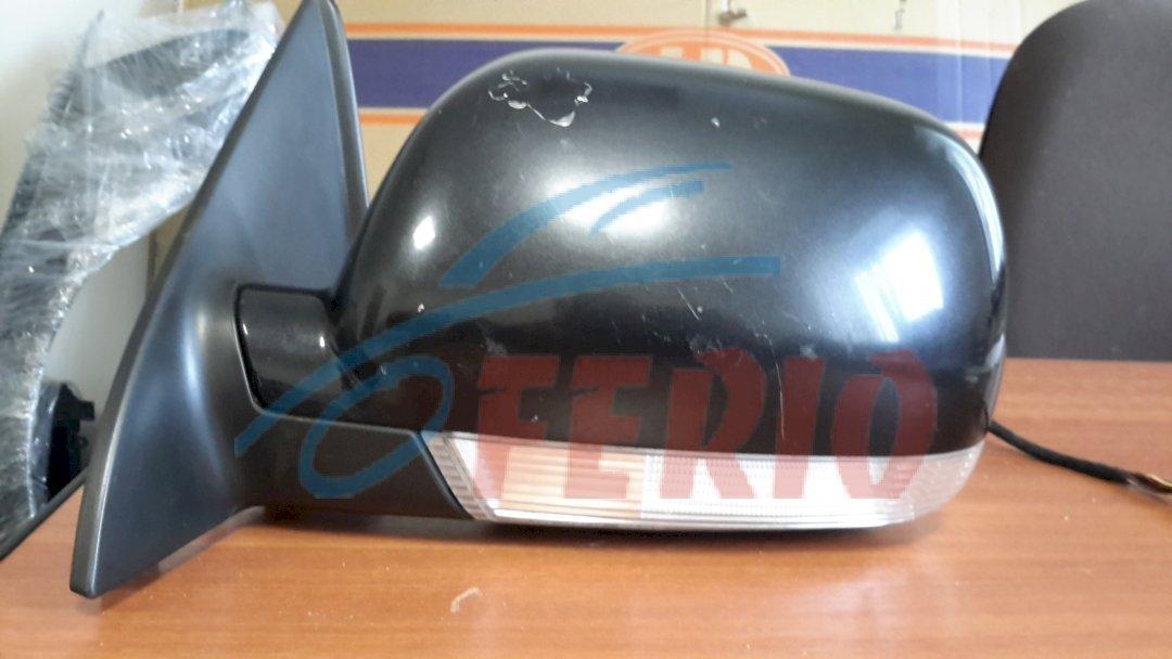 Зеркало левое 10 контактов + 2, без дефектов    цена-12000р