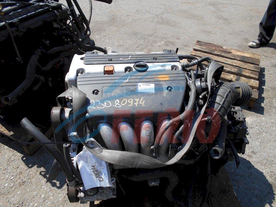 Двигатель Хонда K20A6 2.0i