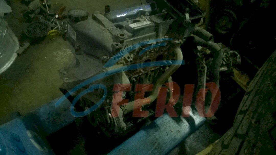 Двигатель 1KR 1.0i бензин  снят с пежо 107, пробег 33000км  еще устанавливался на:  Citroen C1  Toyota Aygo  так же есть навесное с мотора