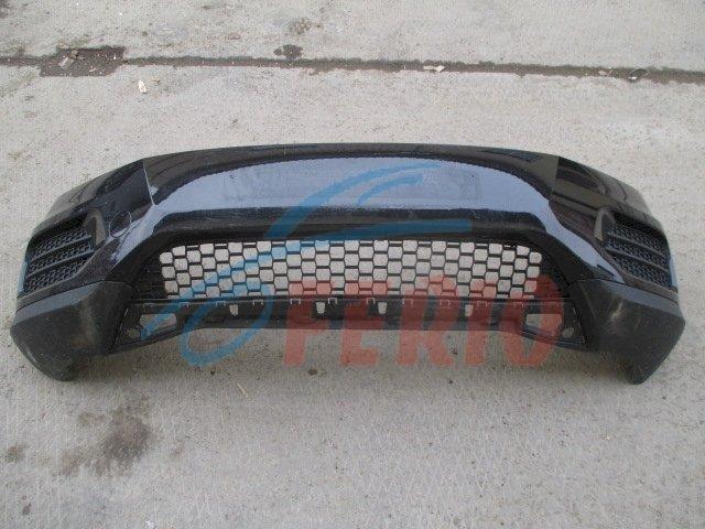 Бампер передний узкий с решётками без дыр 5N0 807 221 T для фольцваген тигуан