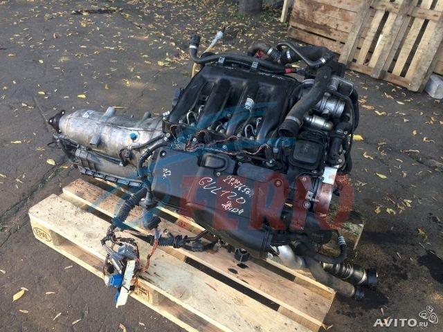 Двигатель (мотор, ДВС) М47 на БМВ 5 Е60 Е61, 3 Е90 Е92.