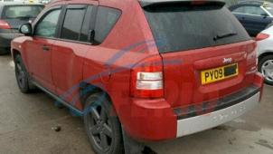 Бампер задний на Jeep Compass SUV I 2006-2010